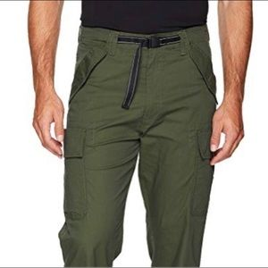 Levi's Military Banded Cargo Pants NWT